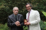 MacDowell Colony bestows a medal on Edward Albee