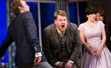 "U.K.'s National Theatre Live re-broadcasts Richard Bean farce ""One Man, Two Guvnors"" on U.S. screens"