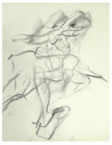 An original Willem DeKooning lithograph: the Susan Smith Blackburn Prize takes this artwork home