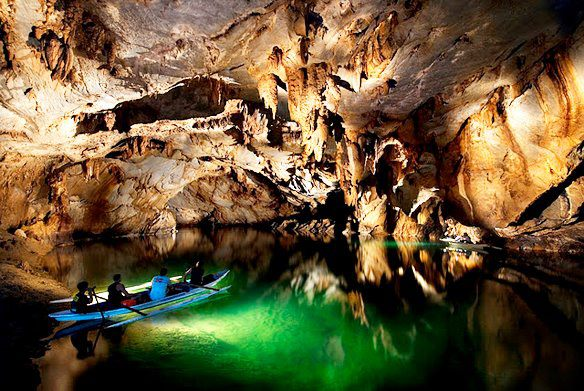 Puerto Princesa Underground River   Photo courtesy of Amazing Earth