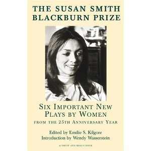 Collected prize-winning Susan Smith Blackburn Prize