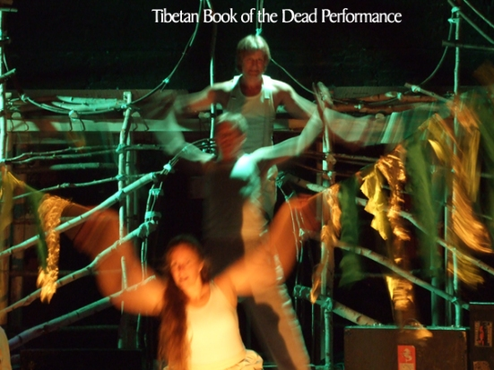 "Jean-Claude van Itallie's ""Tibetan Book of the Dead"""
