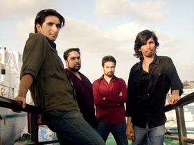 Pakistani rock band noori   Photo by Mandana Zaidi