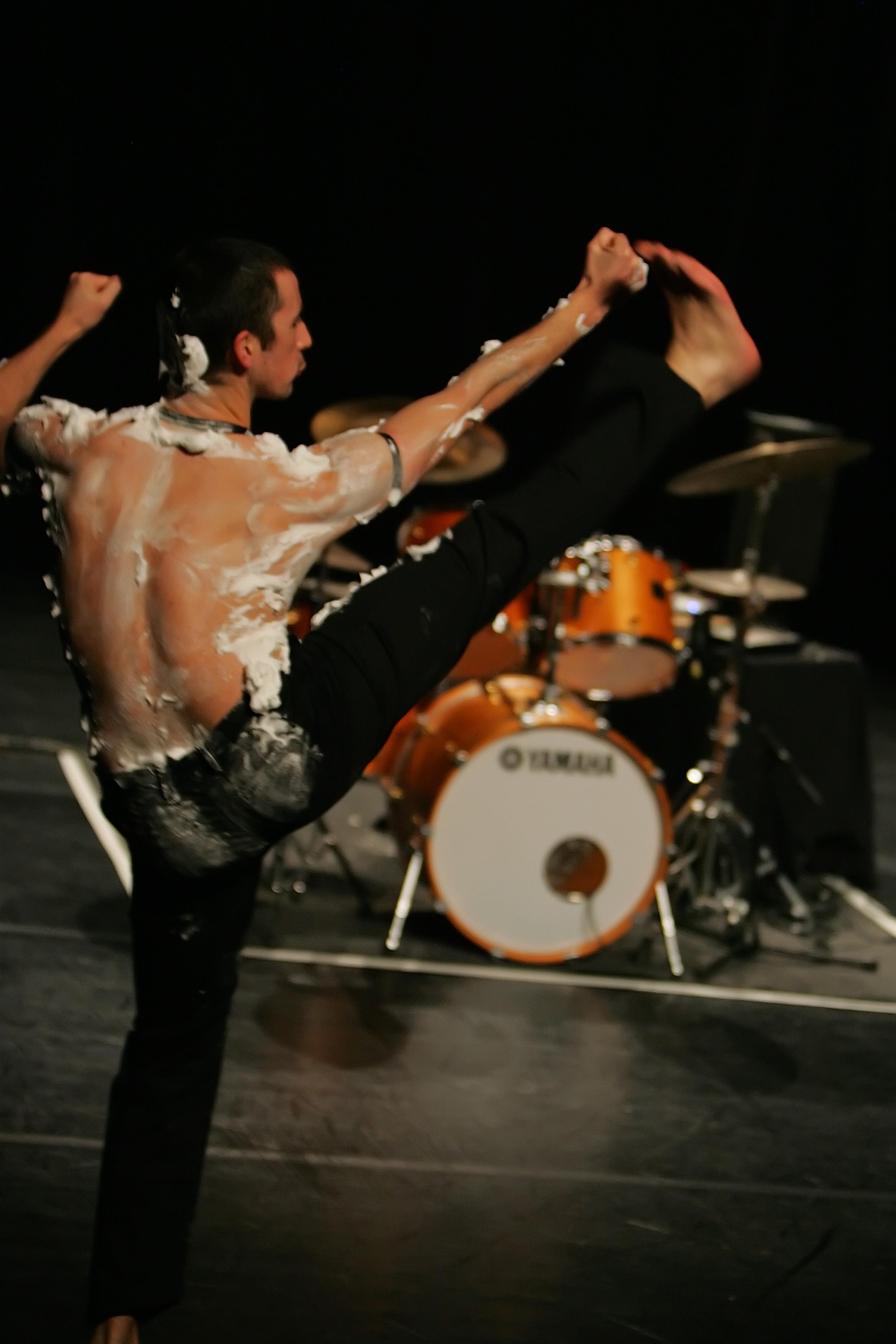 "David Wampach ""Batterie"" | Courtesy of Queer New York International Arts Festival"