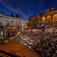 Festival d'Avignon | A playing area, an adventure, a French city-theater, a state of mind