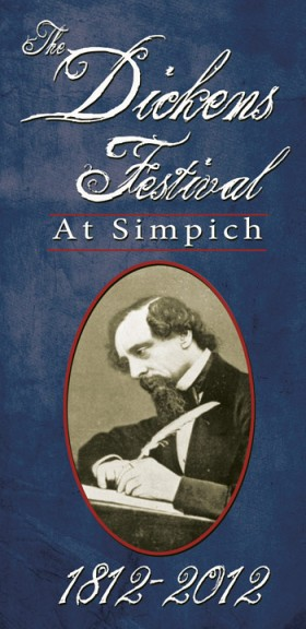 The Dickens Festival at Simpich in Colorado Spring, Colorado