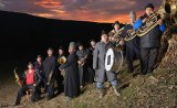 Romania's gypsy brass music phenom, Fanfare Ciocarlia, tours North America in September