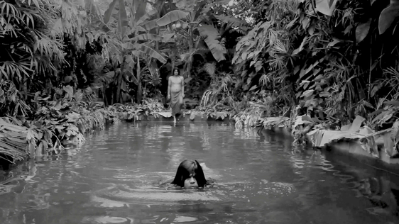 """Still from Jimmy Ong's video work """"Sangam"""" (2012)   Courtesy of Tyler Rollins Fine Art"""