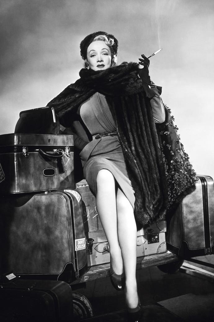 Marieve Dictrich 1948   Cornel Lucas