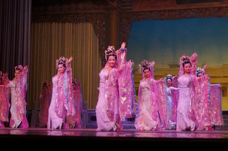 """Silk Road,"" a landmark dance drama from China"