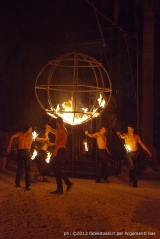 FESTIVAL WATCH |  Italy's international fire-dancing festival flickers to life this summer