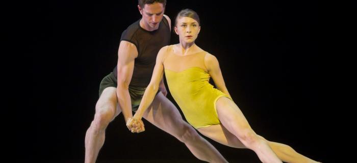 National Dance Project grant recipient Hubbard Street Dance Chicago | Photo: Todd Rosenberg