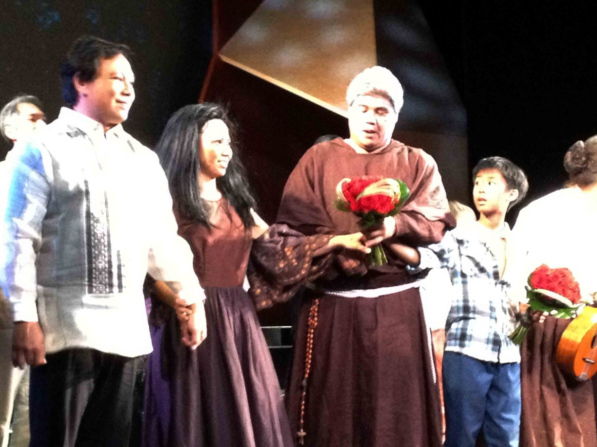 NOLI ME TANGERE OPERA in New York City | Photo by Randy Gener