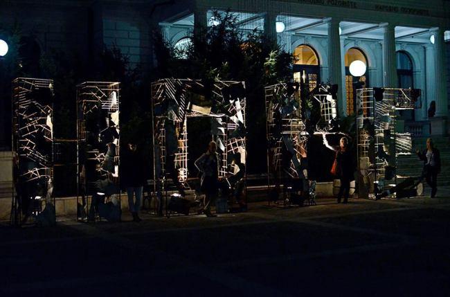 Hope runs through Sarajevo's International Theater Festival MESS