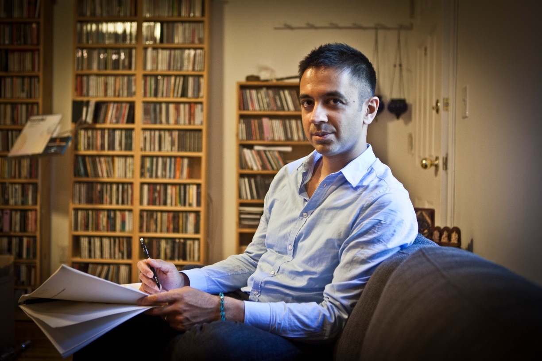 Vijay Iyer, jazz musician and 2013 MacArthur Fellow