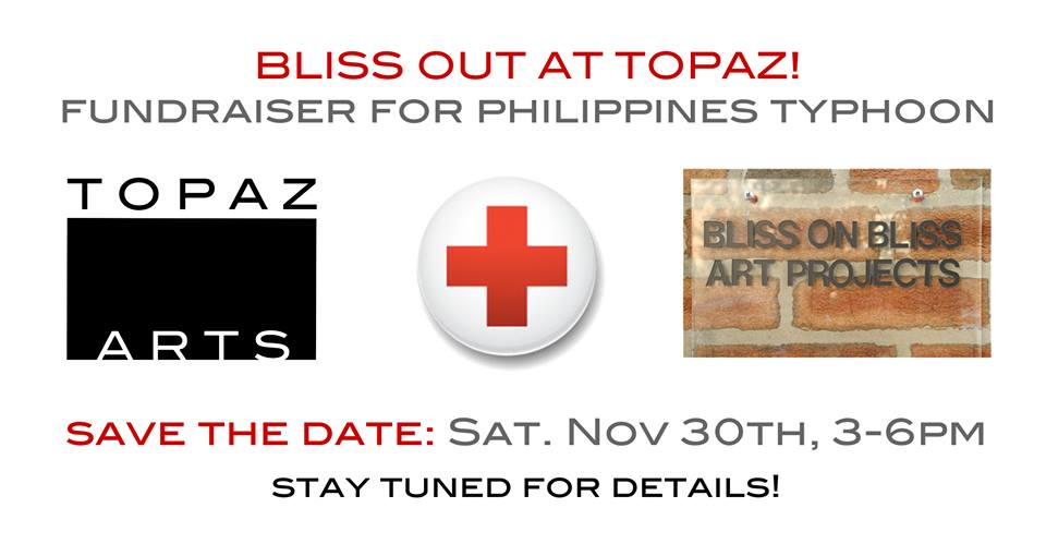 BLiss Out at Topaz! Fundraiser