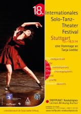 DEADLINES | Submit your dance piece for Stuttgart's 18th international solo dance-theater festival by Nov. 11