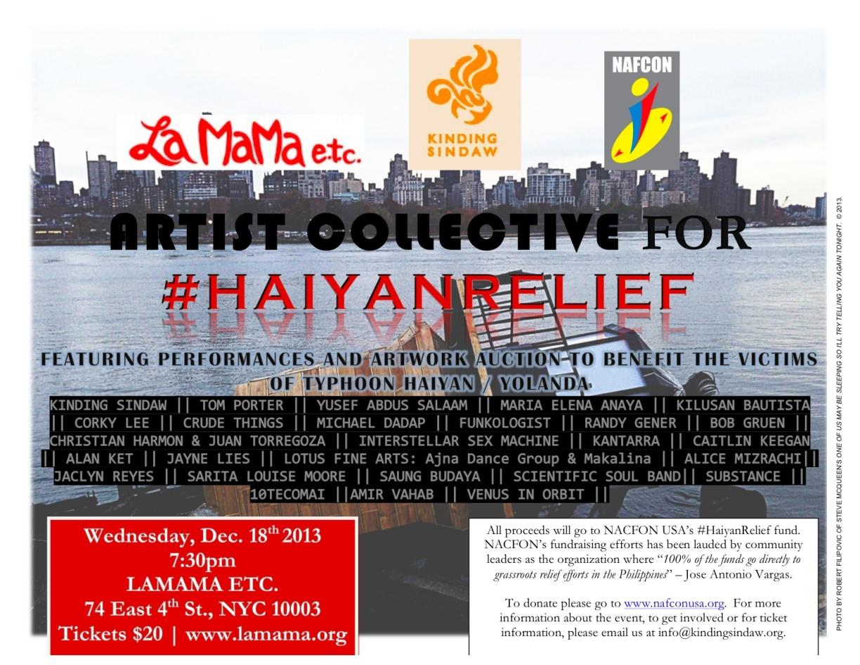 #HaiyanRelief