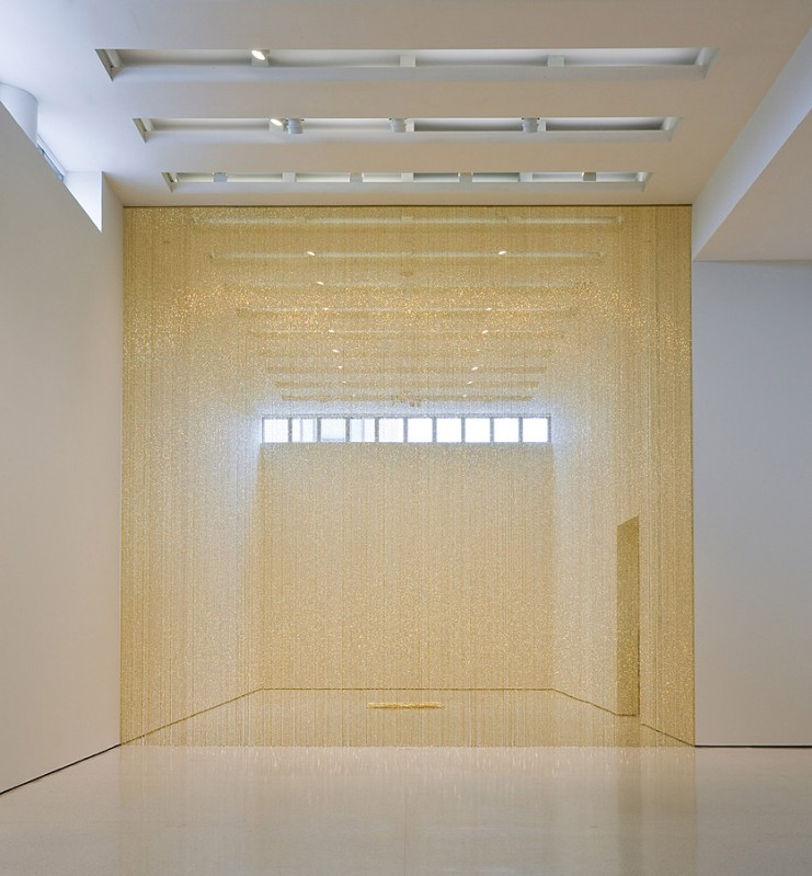 "Felix Gonzalez-Torres, ""Untitled"" (Golden), 1995"