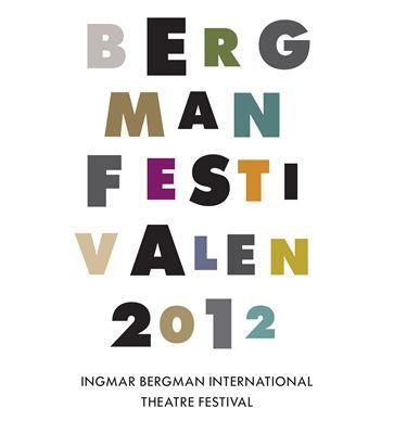 2012 poster for Ingmar Bergman Festival