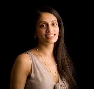 Dr. Teena Shetty serves as the New York Giants' neurologist