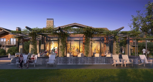 Temecula Wine Resort Rendering 3-SB Architects