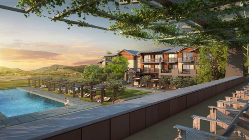Temecula Wine Resort Rendering 4-SB Architects