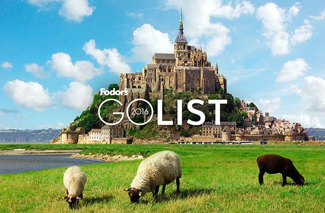 Sheep, Mont Saint Michel, Normandy, France