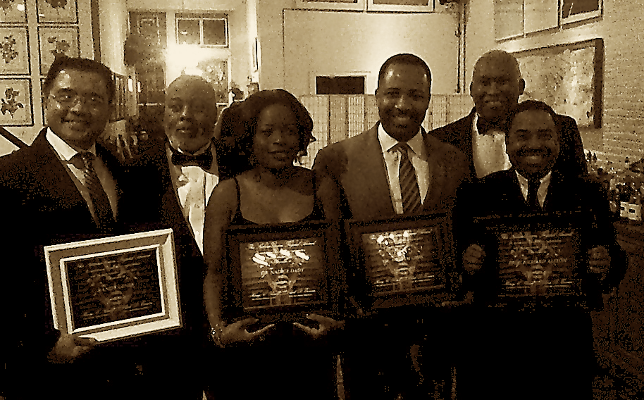 Nubian Union Legend Awards hosts and honorees