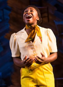 Cynthia Erivo in THE COLOR PURPLE | Photo by Matthew Murphy, 2015