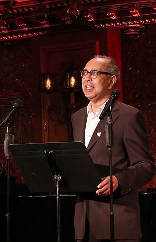 George C. Wolfe during the 2016 New York Drama Critics' Circle Awards at 54 Below on May 17, 2016 in New York City.