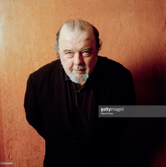 Sir Peter Hall | Photo by Steve Pyke of Getty images